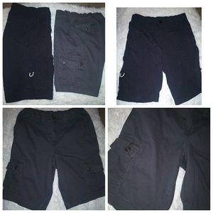 🎃Boys Arizona cargo shorts / size 12